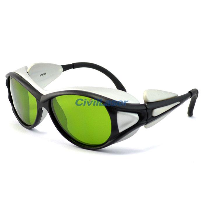 多波長 800 2000nm 1064nm レーザーゴーグル 赤外線レーザーアイズ保護メガネ