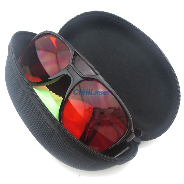 190-550nm laser goggles