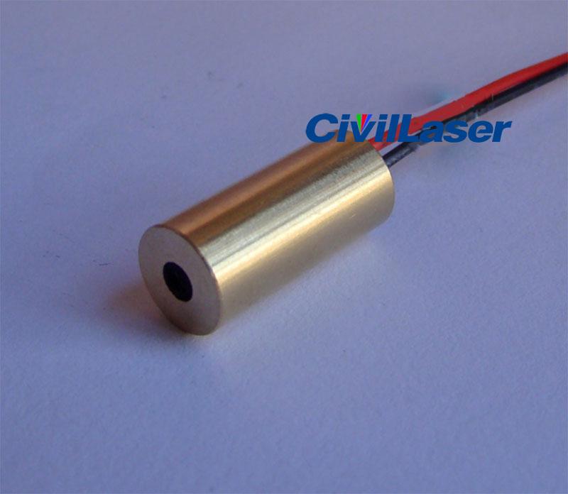 780nm 20mw 200mw 赤外線レーザモジュール 点状定位発射管